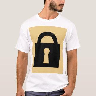 Lock. Top Secret or Confidential Icon.