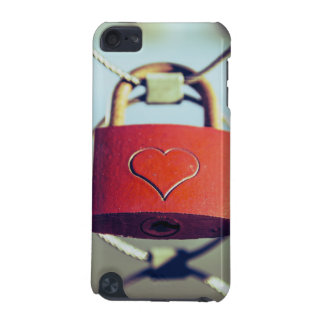 Locked Heart iPod Touch 5G Covers