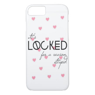 Locked iPhone 8/7 Case