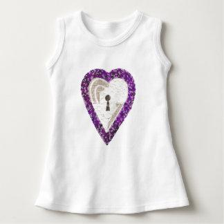 Locker Heart Baby Dress