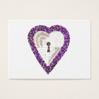 Locker Heart Business Cards