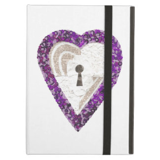 Locker Heart I-Pad Air Case