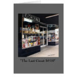 Locke's McMinnville Tennessee Greeting Card