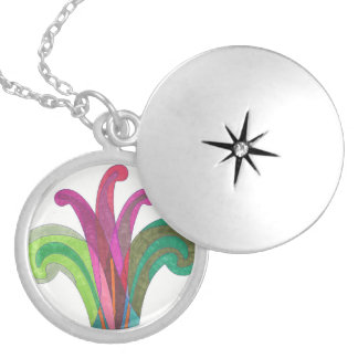 Locket - Easter Lily