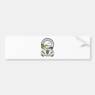 LOCKHART Coat of Arms Bumper Sticker
