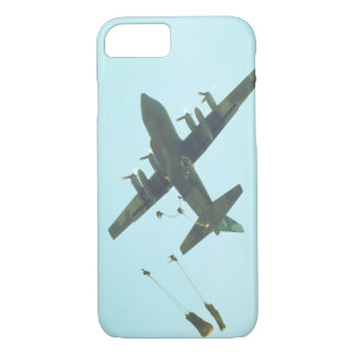 Lockheed CC-130E Hercules_Aviation Photography II iPhone 7 Case