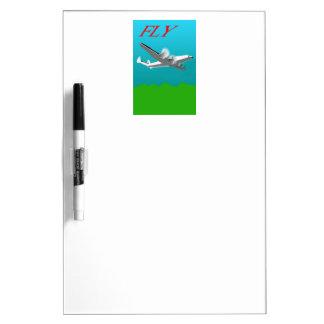 Lockheed Constellation Dry-Erase Whiteboards