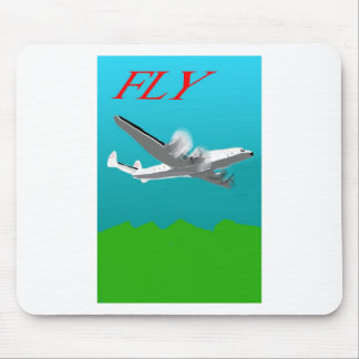 Lockheed Constellation Mouse Pads