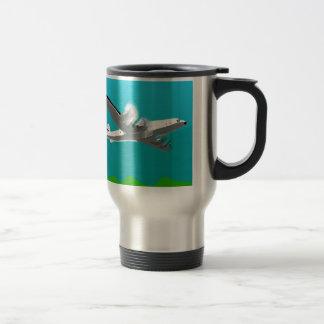Lockheed Constellation Coffee Mug