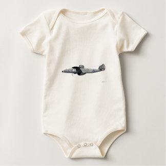 "Lockheed EC-121 Warning Star ""Triple Nickel"" Baby Bodysuit"