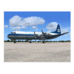 Lockheed Electra Airliner