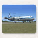 Lockheed Electra Airliner Mousemat