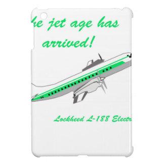 Lockheed Electra Vintage Aircraft iPad Mini Cover