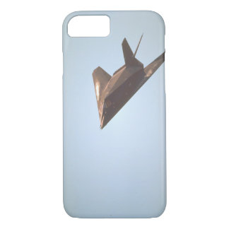 Lockheed F-117A Nighthawk_Aviation Photograph II iPhone 7 Case