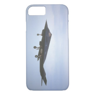 Lockheed F-117A Nighthawk_Aviation Photography iPhone 7 Case