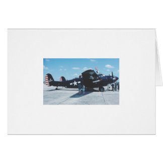 Lockheed PV-2 Harpoon Greeting Card