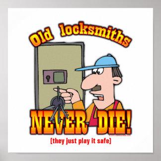 Locksmiths Poster