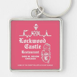 Lockwood Castle Restaurant, Chicago, IL Key Ring