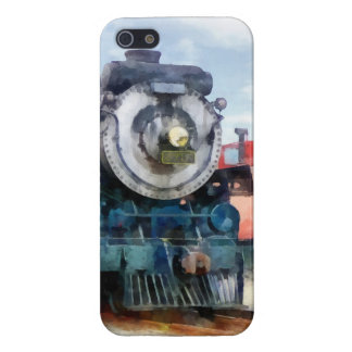 Locomotive and Caboose iPhone 5 Cover