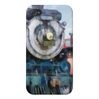 Locomotive and Caboose Covers For iPhone 4