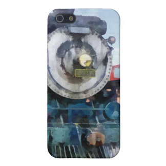 Locomotive and Caboose iPhone 5 Cases
