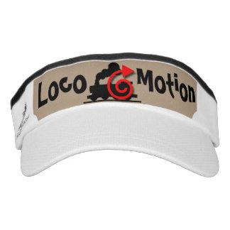 Locomotive loco motion visor