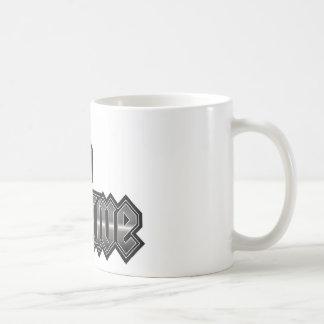 LocoMotive-StackMetal Basic White Mug