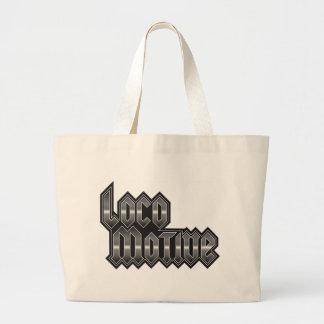 LocoMotive-StackMetal Jumbo Tote Bag