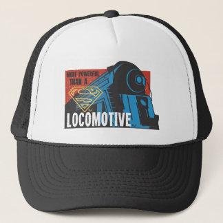 Locomotive Trucker Hat