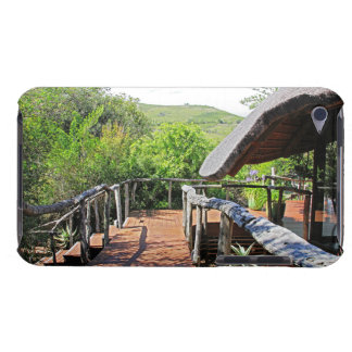 Lodge in the African Savannah Barely There iPod Cases