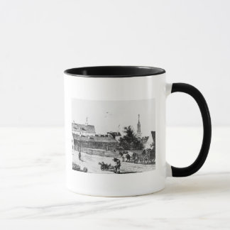 Lodging at the Rosenthaler gate Mug