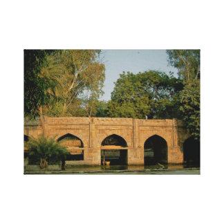 Lodhi Gardens; Delhi, India Canvas Print