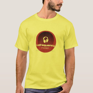 Lofrequency podcast T-shirt