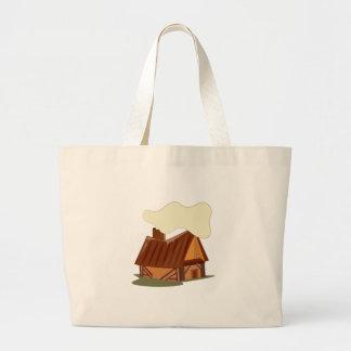Log Cabin Bags
