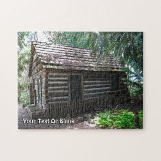 Log Cabin Puzzles