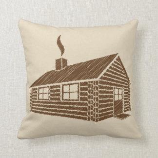 Log Cabin | Sketch Cushion