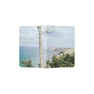 Log slide passport holder