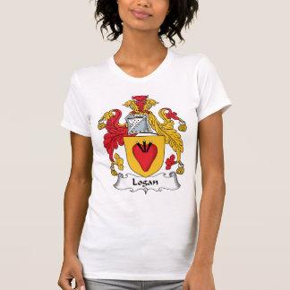 Logan Family Crest T-Shirt