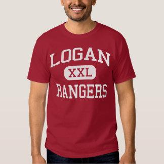 Logan - Rangers - High - La Crosse Wisconsin T-shirt