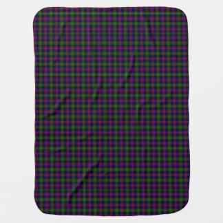 Logan Tartan Plaid Baby Blankets