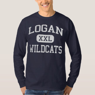 Logan - Wildcats - Senior - Logan West Virginia T-Shirt