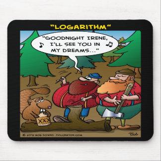 """""""Logarithm"""" Mouse Pad"""