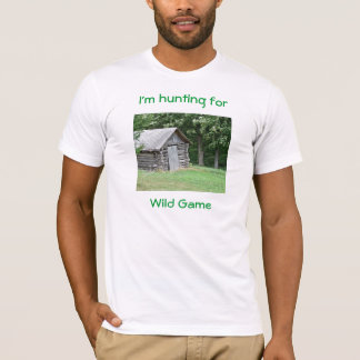 LogCabin T-shirt-customize T-Shirt