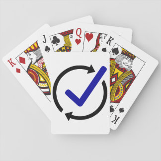 LogCheck Playing Cards