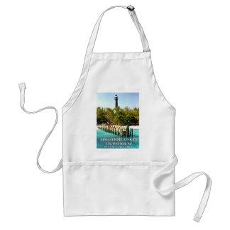 Loggerhead Key Lighthouse, Dry Tortugas Florida Standard Apron