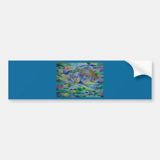 Loggerhead Turtle Bumper Stickers