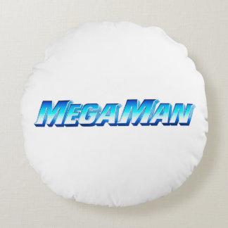 Logo 2 round cushion