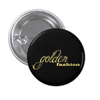 logo 3 cm round badge