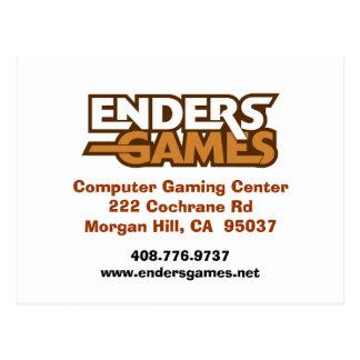 Logo_500, Computer Gaming Center222 Cochrane Rd... Postcard