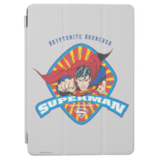 Logo and Flying with Name iPad Air Cover